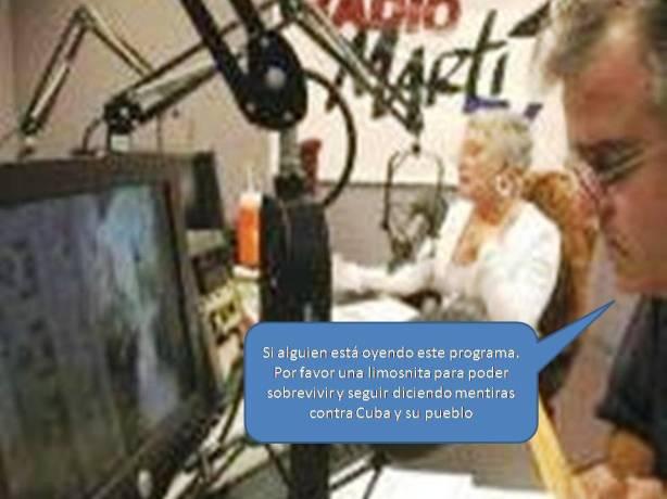Titeres de la radio