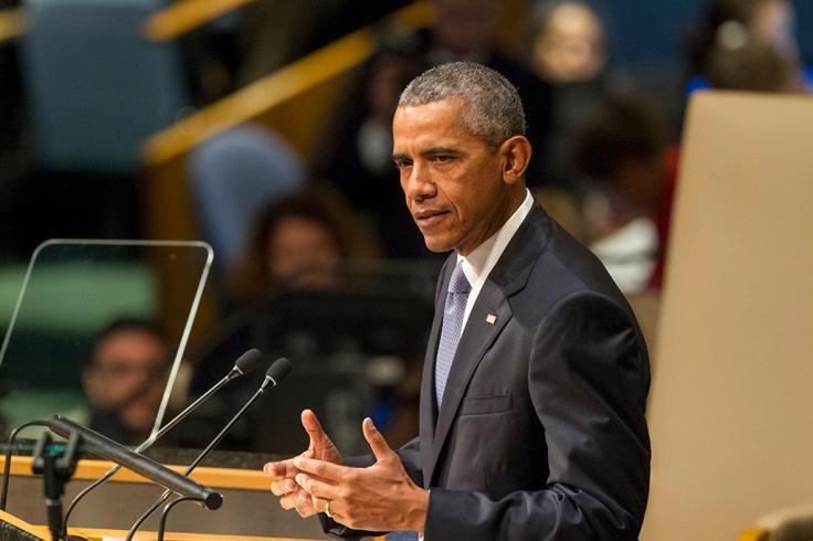 General assembly 70th session – 28 September - AM session USA Obama